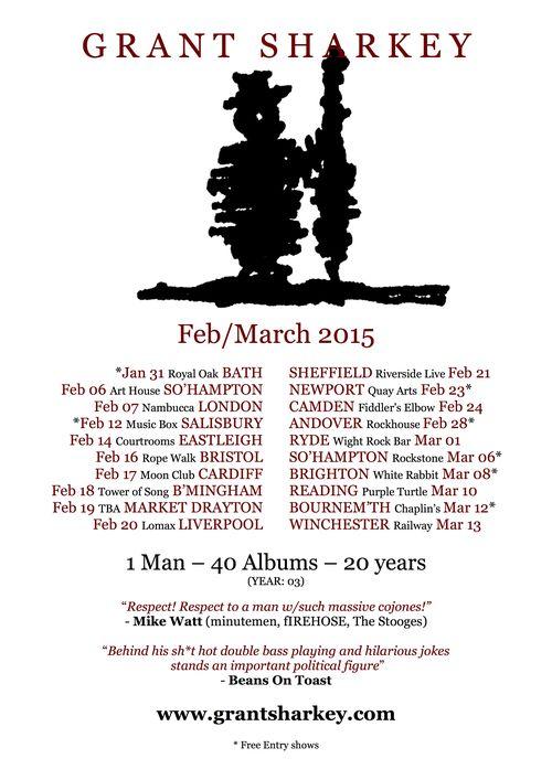 Febmar tour
