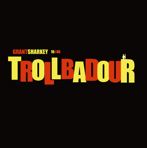 TROLLBADOUR Cover