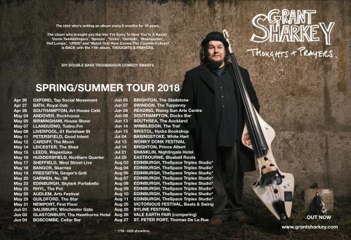 FINAL TOUR POSTER