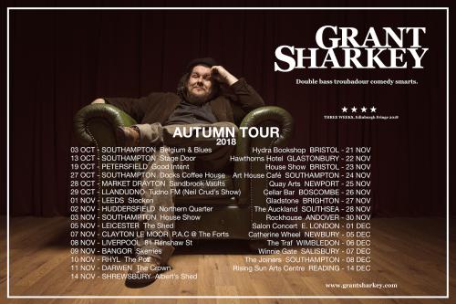 AUTUMN 2018 TOUR SMALL